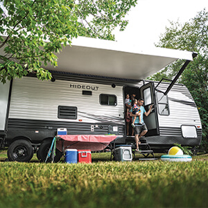 RV/Trailer Tire Tips for New Buyers